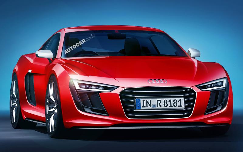 Lighter, faster Audi R8 for 2014