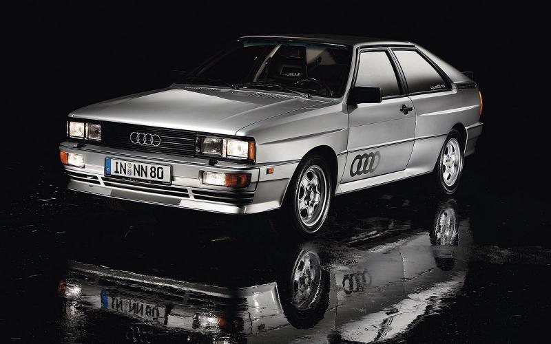 30 years of the Audi Quattro