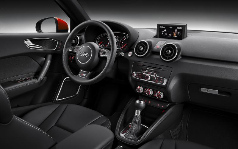 Tokyo show: Audi's five-door A1