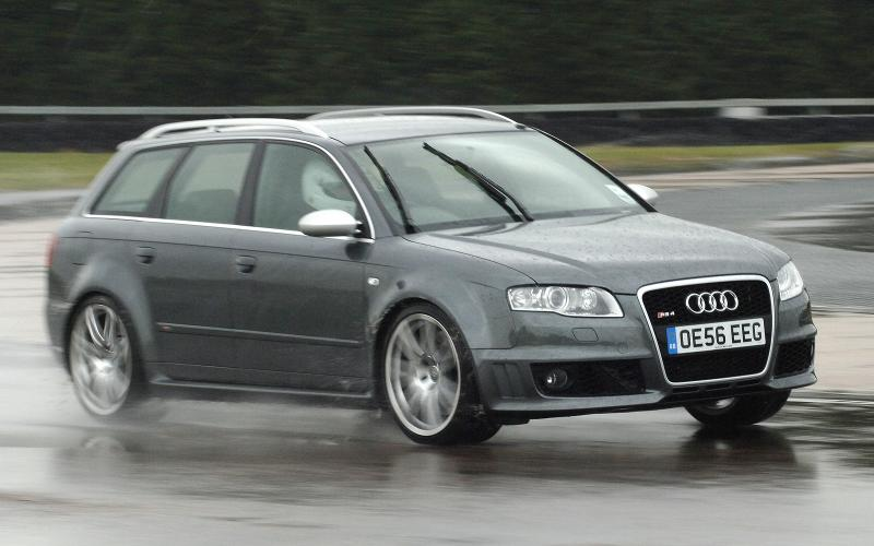 Next Audi RS4 to be Avant only