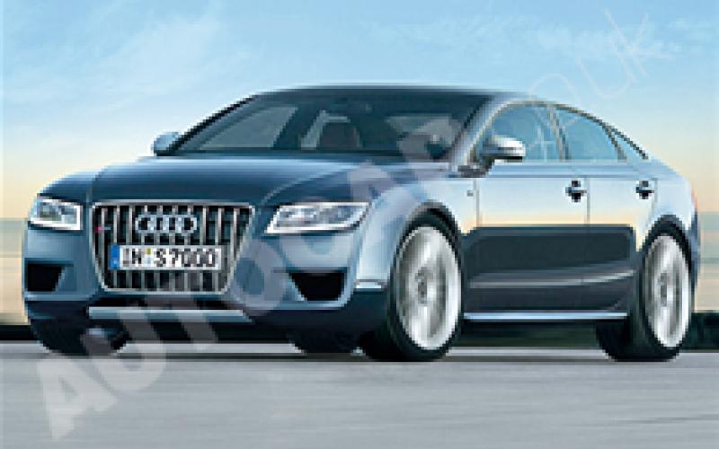 Revealed: new Audi A7