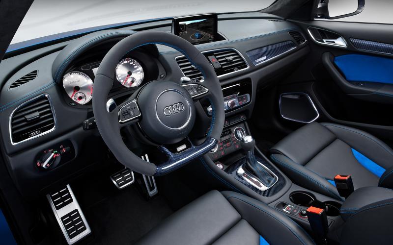 Beijing motor show: Audi Q3 RS