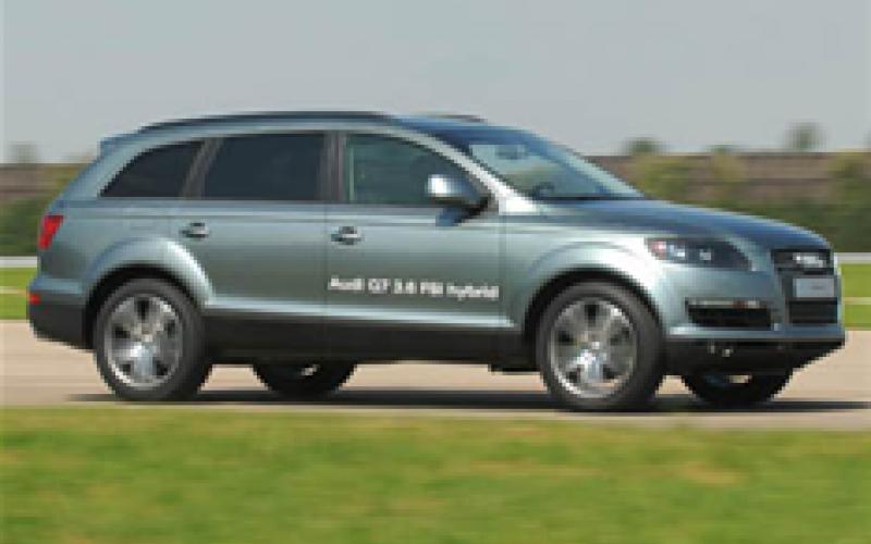 Audi bins hybrid plans