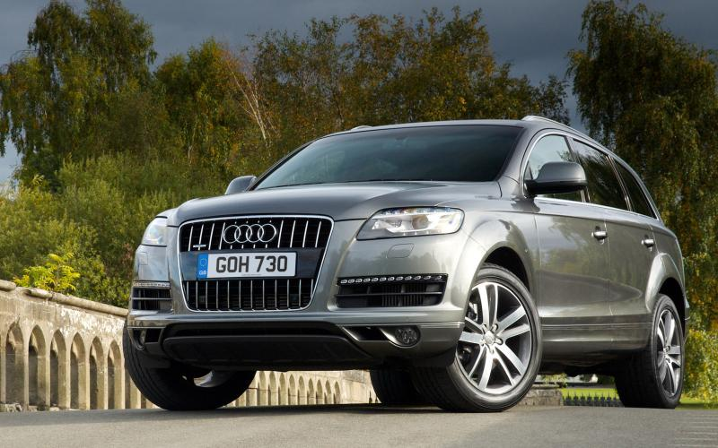Audi lines up new Q8 to rival Range Rover Sport