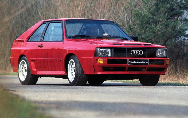 """Audi Sport Quattro """"is ugly"""""""
