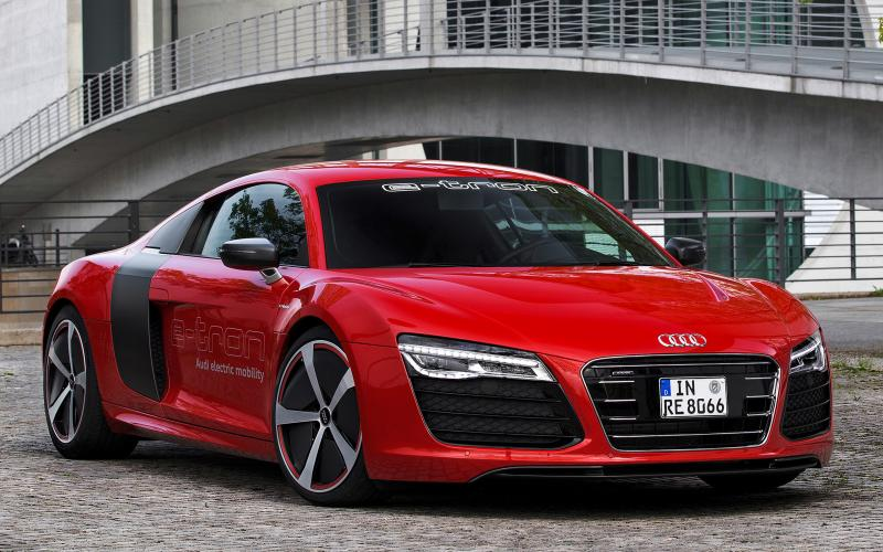 Audi R8 e-tron electric supercar will be built