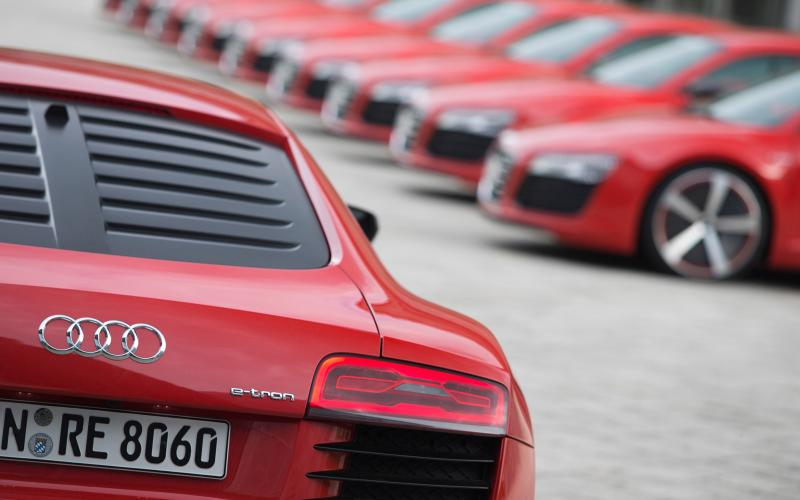 Audi: no plans to sell all-electric R8 e-tron