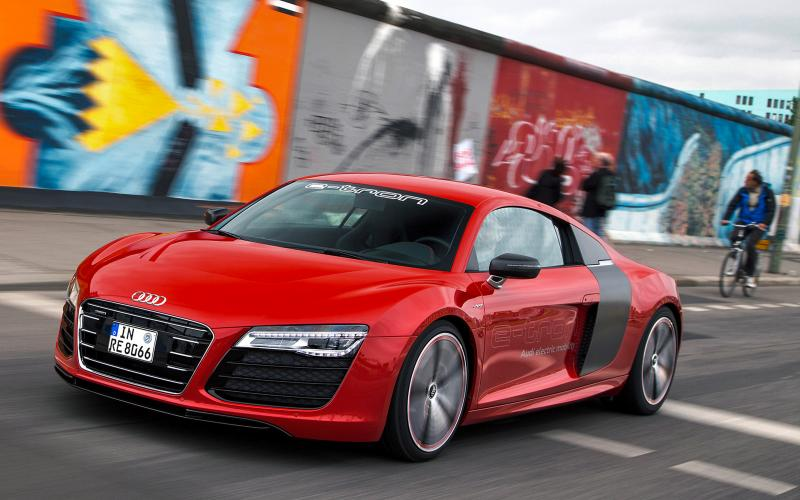 Audi needs to catch up in the race for mass-market electric cars