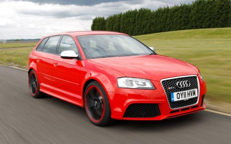 Quick news: MG6 goes green, Audi confirms new RS3