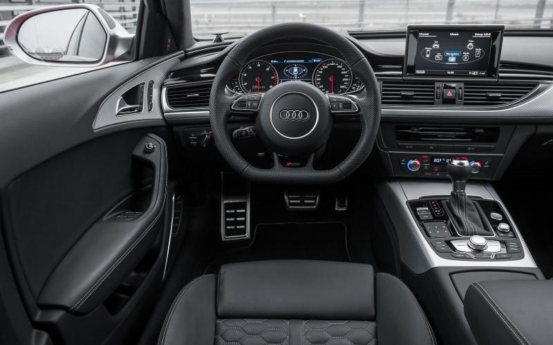 Audi RS6 Avant review