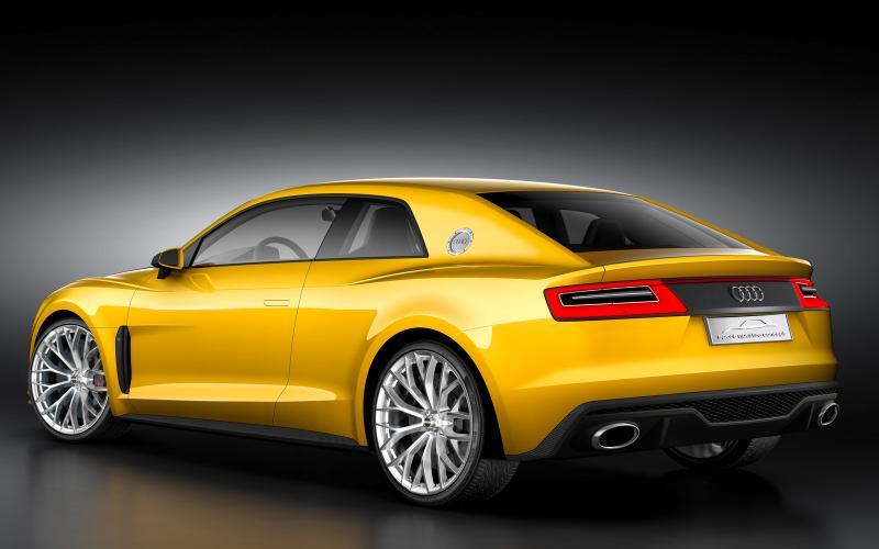 Audi Quattro reborn as 690bhp hybrid