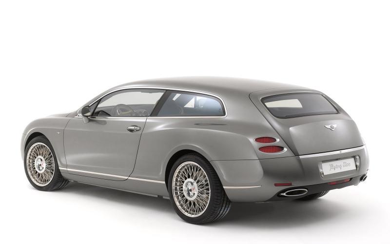 Bentley 'estate' production boost
