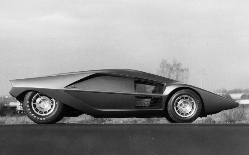 Bertone: end of an era - picture special