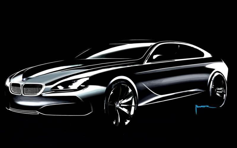 BMW '8-series': new pics