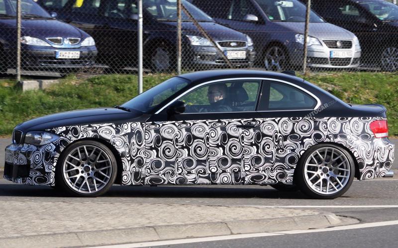 Hot new BMW M1: latest pics