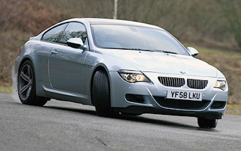 Next BMW 'M6' to rival Audi R8