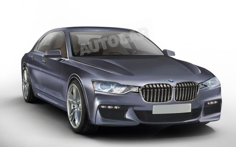 Next-gen BMW 7-series on track for 2016 launch