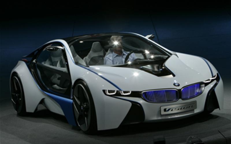 BMW plans Megacity EV sports car