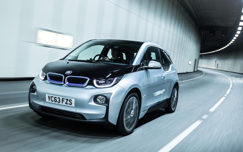 BMW i3 range extender first drive review