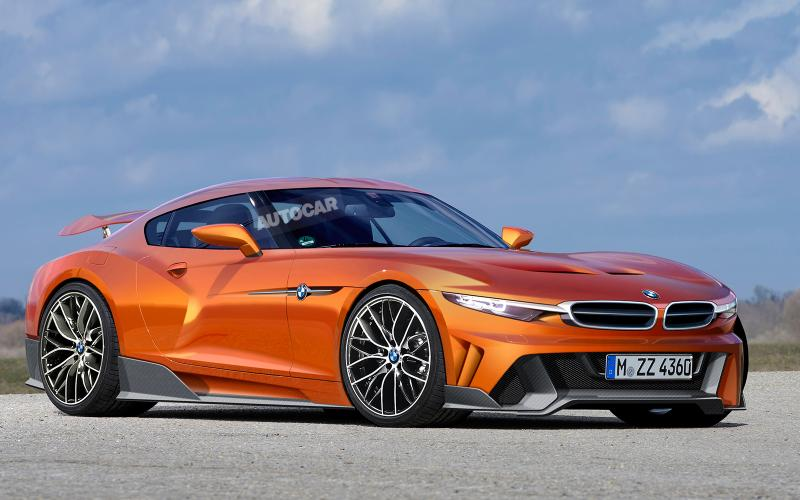 BMW to launch hybrid sports car with Toyota