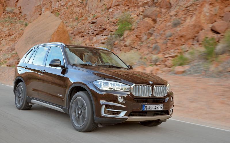 New BMW X5 revealed
