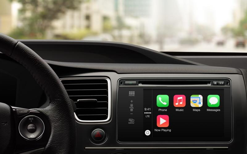 Apple CarPlay to ease in-car iPhone use