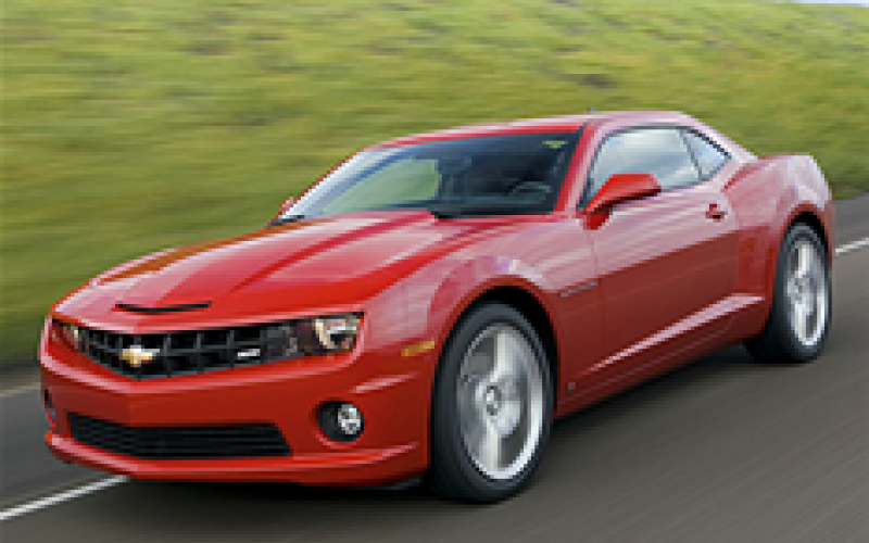 New Camaro is coming to Europe