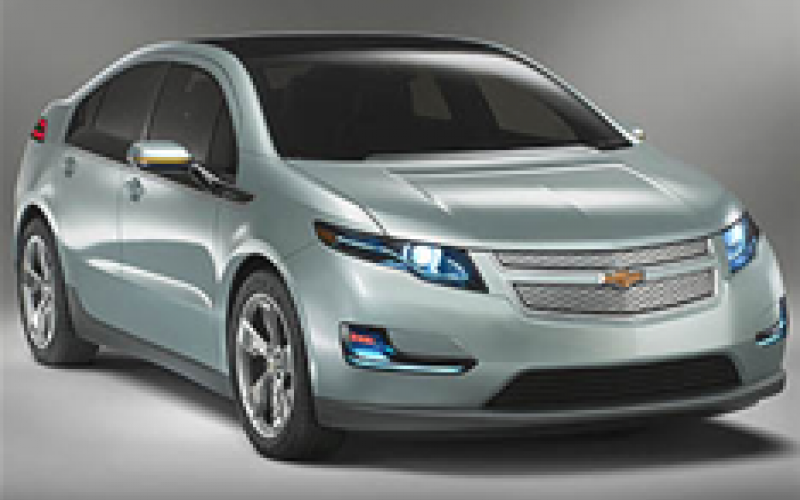 Chevy Volt to be built in UK