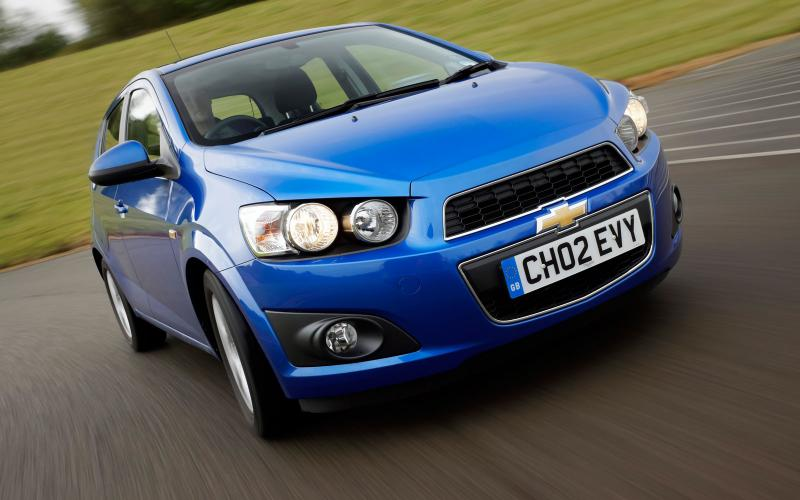GM to axe Chevrolet brand in Europe by 2015