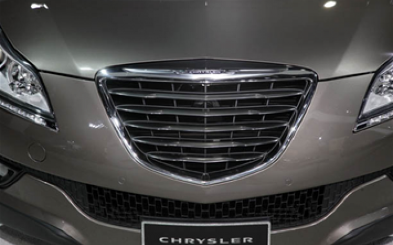Chrysler/Lancia merger this year