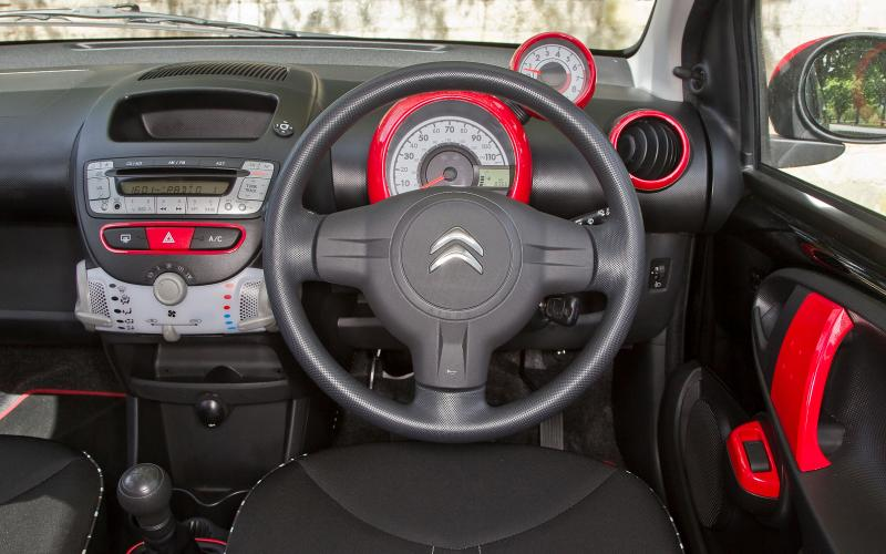 Citroën C1 Connexion first drive review