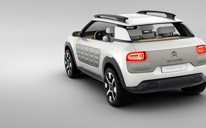 Frankfurt motor show: Citroen Cactus Concept