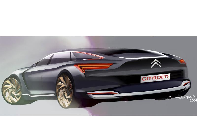 Citroen Metropolis revealed