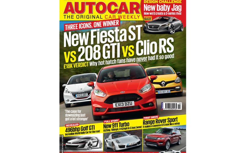 Autocar magazine 8 May preview