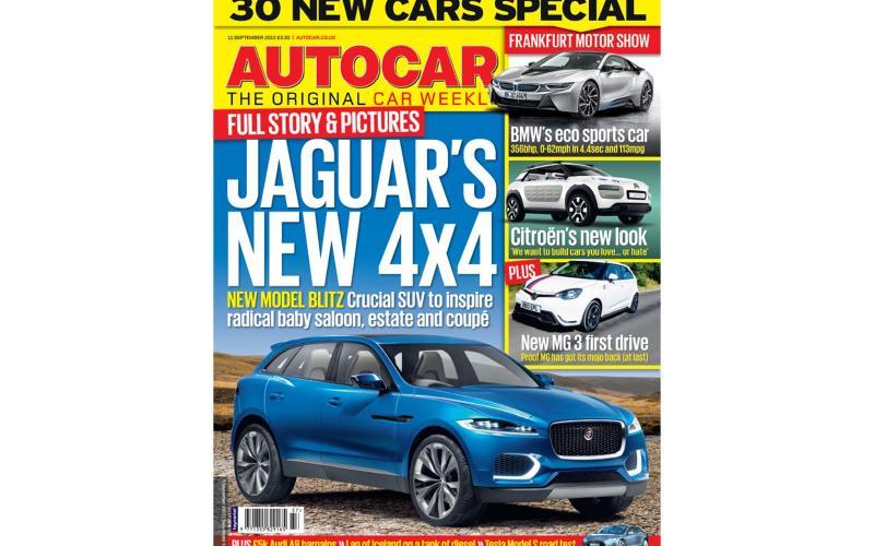 Autocar magazine 11 September preview