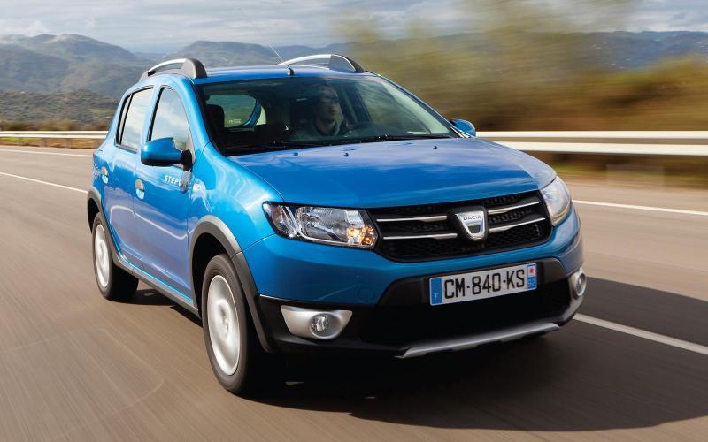 Frankfurt motor show 2013: Dacia coy on future expansion