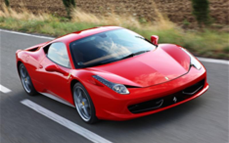 Ferrari 458 prices 'revealed'