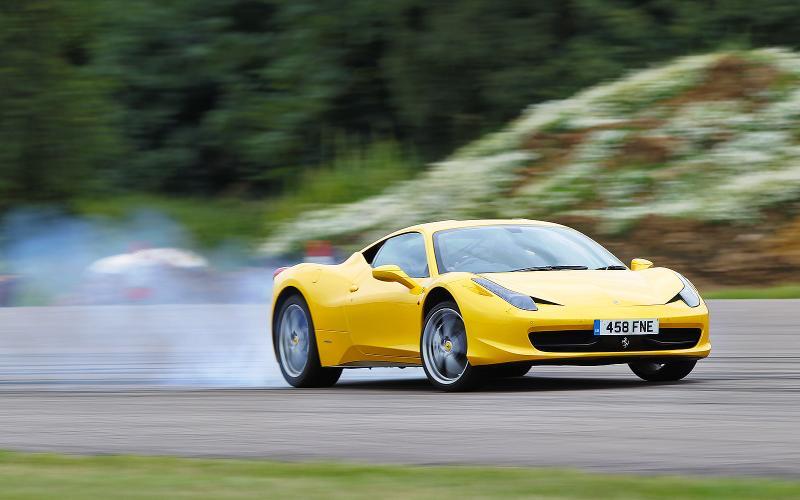 Ferrari press conference story