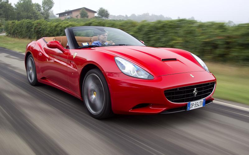 Ferrari wins race to cut CO2