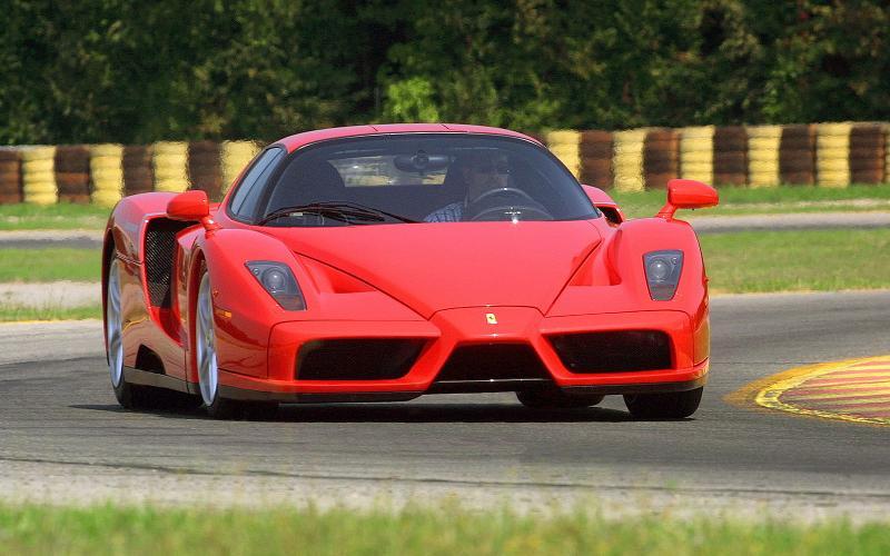 Next Ferrari Enzo: new details
