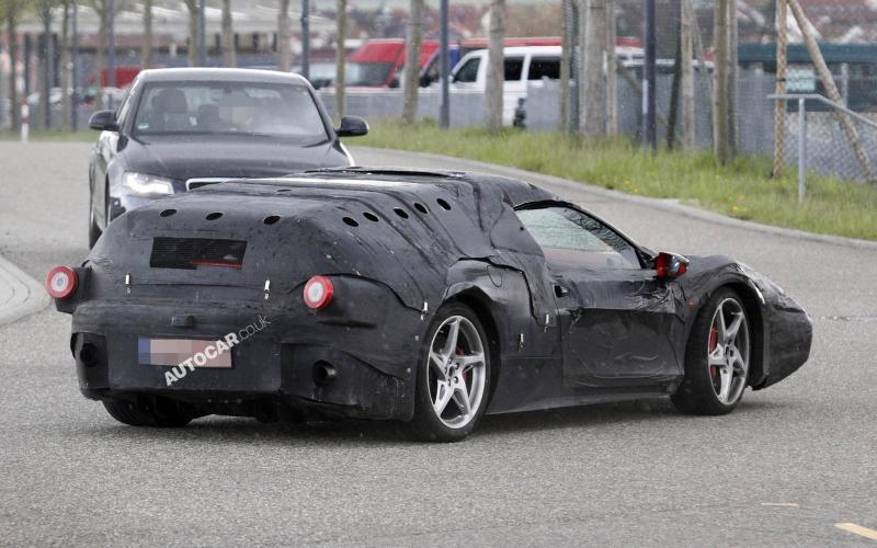 Ferrari Enzo replacement scooped