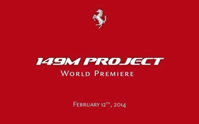 New Ferrari California set for full reveal