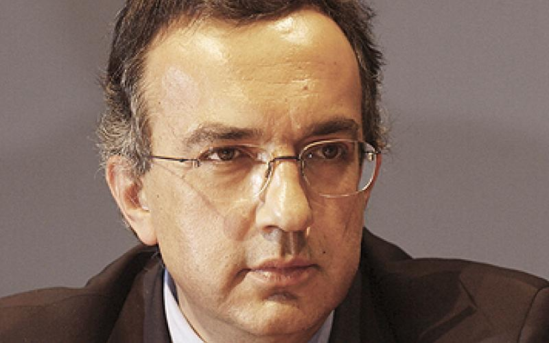 Marchionne worried by overcapacity