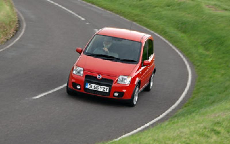 Fiat Panda delayed until 2012