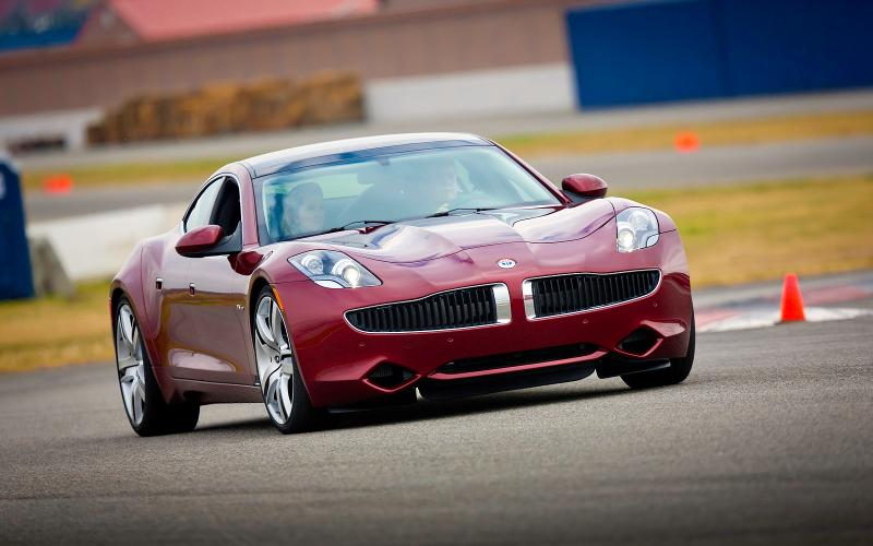 Fisker to be sold in £90m deal