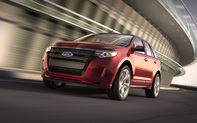 Ford to showcase new global SUV at LA Motor Show