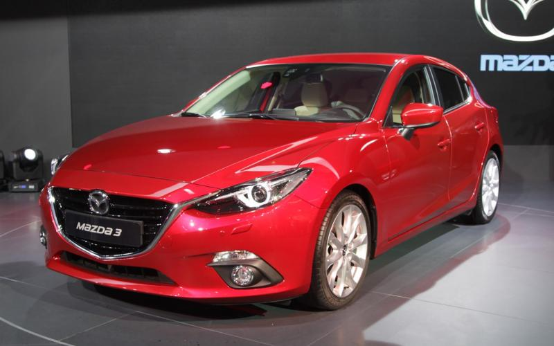 Mazda 3 to cost from £16,695