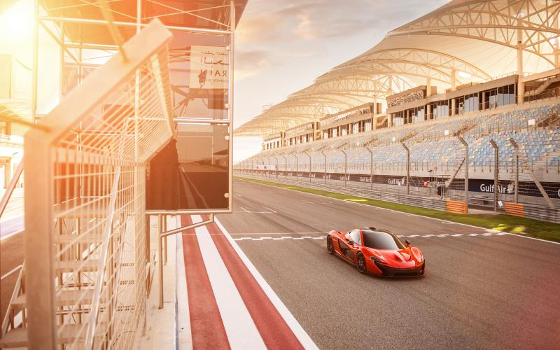 McLaren P1 sales exceed initial expectations