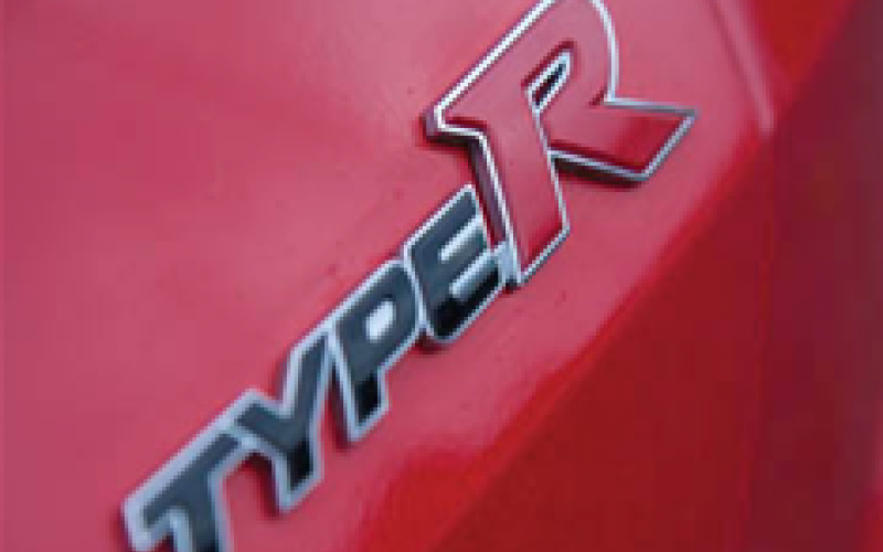 Type-R diesel is on the way