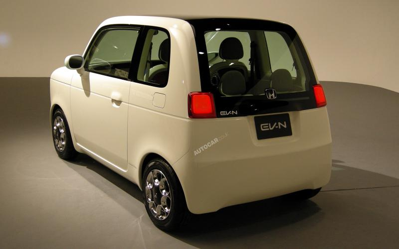 Honda's eco + small car model blitz